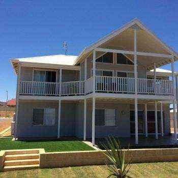Cabernet Dongara Home front view.